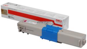 OKI Toner magenta C332/MC363 46508714