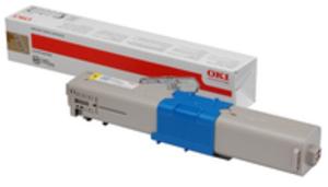 OKI Toner gelb C332/MC363 46508713