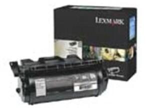 Lexmark Toner Prebate, black 64016HE