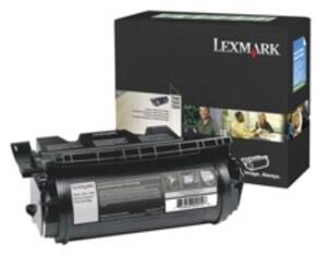 Lexmark Toner Prebate, black 64016SE