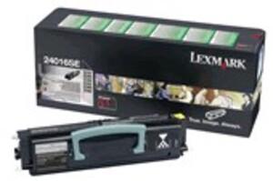 Lexmark Toner Prebate, black 24016SE