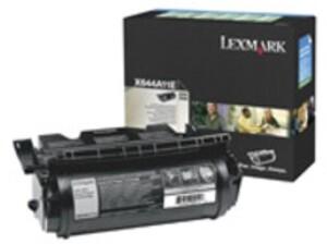 Lexmark Lexmark Toner Prebate, black IBX644A11E