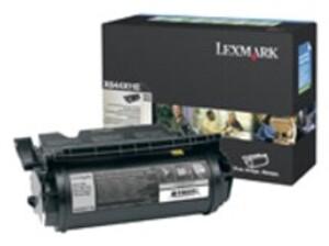 Lexmark Lexmark Toner Prebate, black X644X11E