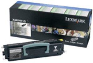 Lexmark Lexmark Toner Prebate, black IB0X340H11G