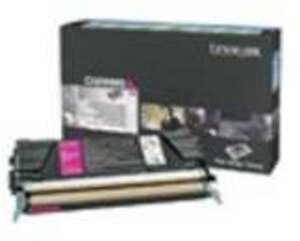 Lexmark Toner Prebate, magenta IBC5200MS
