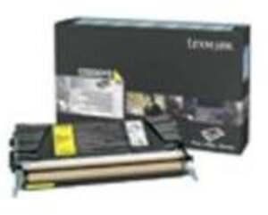 Lexmark Toner Prebate, yellow IBC5200YS