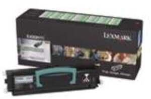 Lexmark Lexmark Toner Prebate, black E450H11E