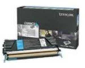 Lexmark Toner Prebate, cyan IBC5200CS