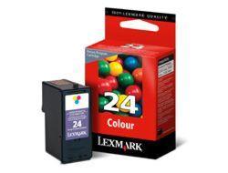 Lexmark Tintenpatrone 24 RP color IB18C1524E