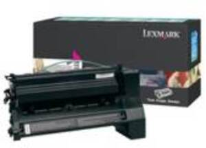 Lexmark Toner-Modul HY return magenta IBC780H1MG