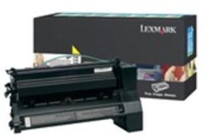 Lexmark Toner-Modul HY return yellow IBC780H1YG