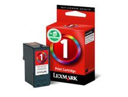 Lexmark Tintenpatrone 1 HY C/M/Y 18CX781E