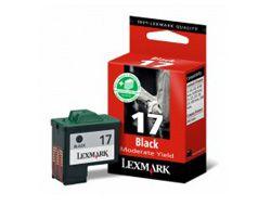 Lexmark Tintenpatrone 17 HY schwarz 10NX217E