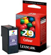 Lexmark Lexmark Ink 29, color IB18C1429E