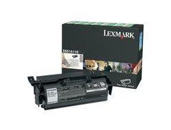 Lexmark Toner-Modul return schwarz X651A11E