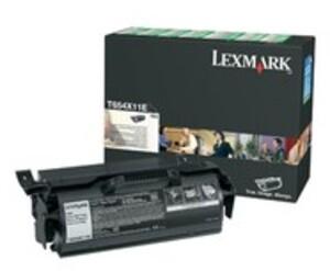 Lexmark Toner-Modul EHY return schwarz T654X11E