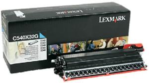 LEXMARK Developer cyan IBC540X32G