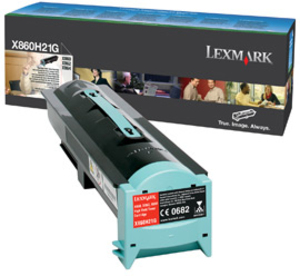 Lexmark Toner-Modul HY schwarz X860H21G