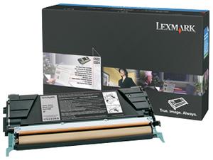Lexmark Toner schwarz PROJEKT E462 E462U31E