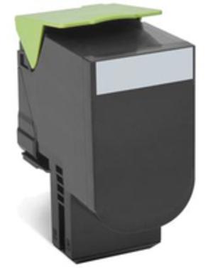 Lexmark Toner-Modul return schwarz 80C20K0