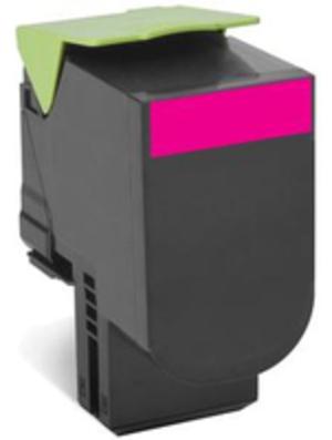 Lexmark Toner-Modul return magenta 80C20M0
