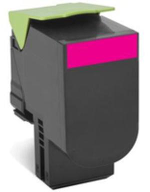 Lexmark Toner-Modul return magenta 80C2SM0