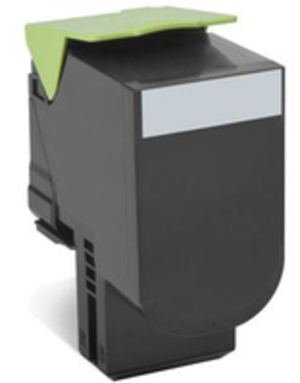 Lexmark Toner-Modul return HY schwarz 80C2HK0