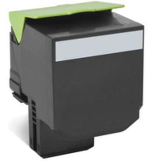 Lexmark Toner-Modul return EHY schwarz 80C2XK0
