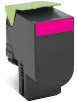 Lexmark Toner-Modul return EHY magenta 80C2XM0