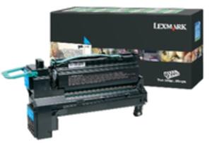 Lexmark TONER CARTRIDGE CYAN X792X6CG