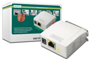 DIGITUS Fast Ethernet Print Server DN130011