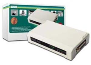 DIGITUS 2+1 Port Printserver DN130061