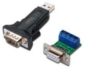 DIGITUS USB 2.0 zu seriell Konverter DA70157A1