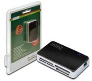 DIGITUS All-in-one Kartenleser,USB 2.0 DA703221