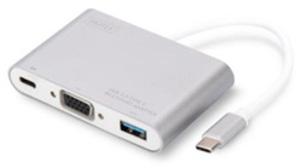 DIGITUS USB3.0 Typ C Multiport Adapter DA70839A1