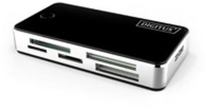 DIGITUS Card Reader All-in-one,USB 3.0 DA703301