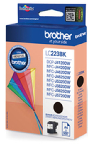 Brother LC-223BK BLACK INK CARTRIDGE LC223BK