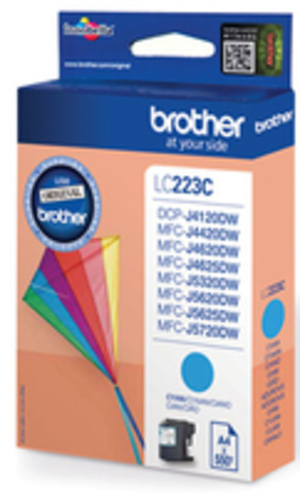 Brother LC-223C INK CARTRIDGE CYAN LC223C