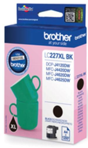 Brother LC-227XLBK BLACK INK CARTRIDGE LC227XLBK