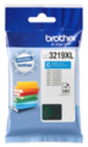 Brother LC-3219XLC Tinte Cyan (1500 seiten) LC3219XLC