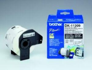 Brother PTOUCH Adress-Etiketten 29x62mm DK11209