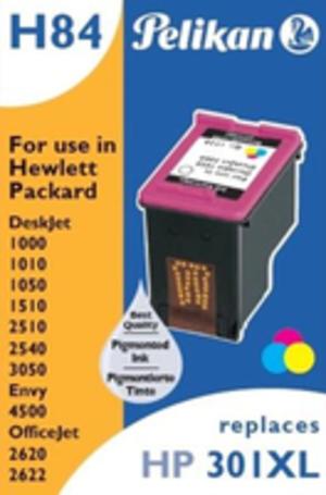 Pelikan Tinte 3-farbig (301XL) 4108982