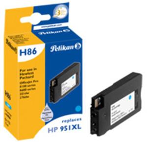 Pelikan Tinte cyan (HP 951XL) 4109064