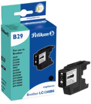 Pelikan Tintenpatrone B29 schwarz 4109118