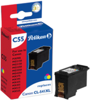 Pelikan Tinte 3-farbig Canon CL-541XL 4109101