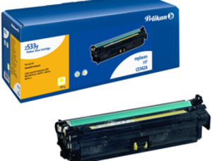 Pelikan Toner HP CE342A yellow 4237170