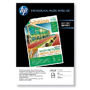 HP Paper/Pro Laser Gloss A4 100sh 200gsm CG966A