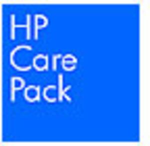 HP eCarePack 3y std exch color laserjet UX453E