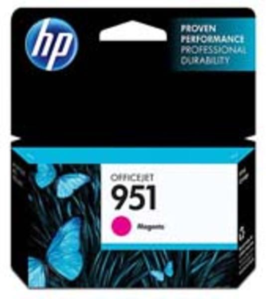 HP Tintenpatrone 951 magenta CN051AE