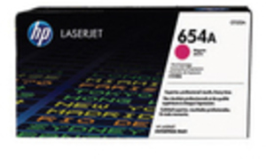 HP Toner/654A Magenta LaserJet Cartridge CF333A